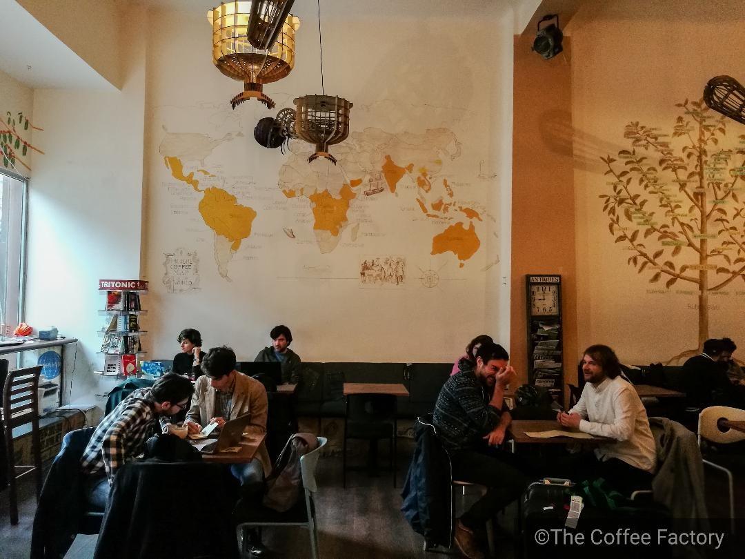 contego the coffee factory
