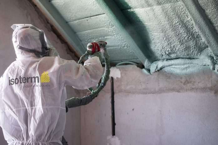 isoterm -izolatii spuma poliuree