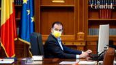 """Ludovic Orban, despre campania de vaccinare din România: """"Evident că e loc de mai bine"""""""